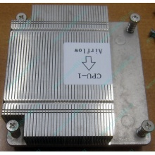 Радиатор CPU CX2WM для Dell PowerEdge C1100 CN-0CX2WM CPU Cooling Heatsink (Барнаул)