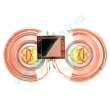 Кулер для видеокарты Thermaltake DuOrb CL-G0102 с тепловыми трубками (медный) - Барнаул