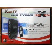 Внешний TV tuner KWorld V-Stream Xpert TV LCD TV BOX VS-TV1531R (без БП!) - Барнаул