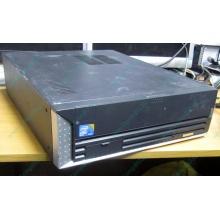 Лежачий четырехядерный компьютер Intel Core 2 Quad Q8400 (4x2.66GHz) /2Gb DDR3 /250Gb /ATX 250W Slim Desktop (Барнаул)