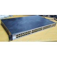 Управляемый коммутатор D-link DES-1210-52 48 port 10/100Mbit + 4 port 1Gbit + 2 port SFP металлический корпус (Барнаул)