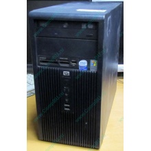 Системный блок Б/У HP Compaq dx7400 MT (Intel Core 2 Quad Q6600 (4x2.4GHz) /4Gb /250Gb /ATX 350W) - Барнаул