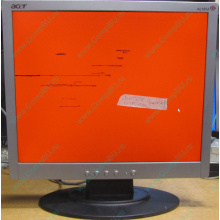 """Монитор 19"""" Acer AL1912 битые пиксели (Барнаул)"""