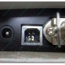 Термопринтер Zebra TLP 2844 (выломан USB разъём в Барнауле, COM и LPT на месте; без БП!) - Барнаул