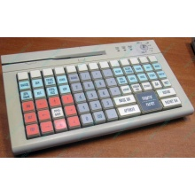 POS-клавиатура HENG YU S78A PS/2 белая (без кабеля!) - Барнаул