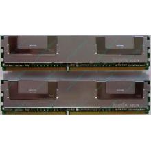 Серверная память 1024Mb (1Gb) DDR2 ECC FB Hynix PC2-5300F (Барнаул)