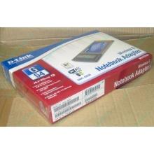 Wi-Fi адаптер D-Link AirPlusG DWL-G630 (PCMCIA) - Барнаул