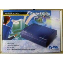 Внешний ADSL модем ZyXEL Prestige 630 EE (USB) - Барнаул